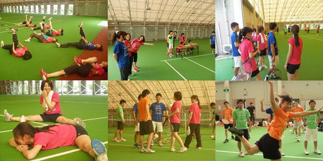 東京 テニスサークル テニススクール